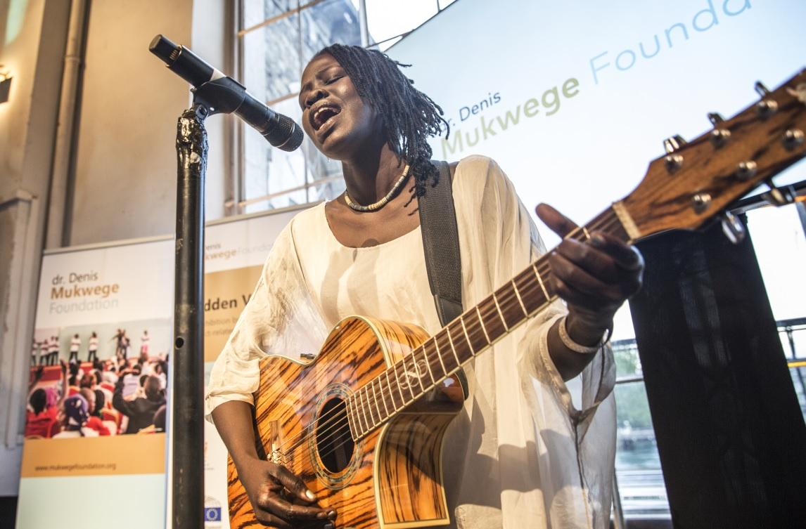 Photo: Mukwege Foundation/Jeppe Schilder